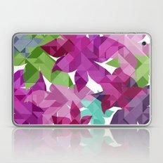Geometric Floral I Laptop & iPad Skin