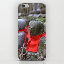 Little Japanese Jizo iPhone Skin