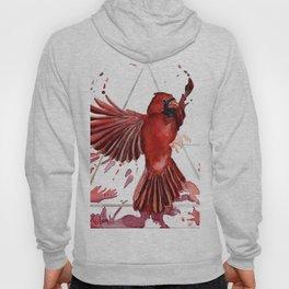 Air Cardinal Hoody
