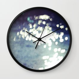 The Sparkly Loves Wall Clock