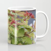 drink Mugs featuring Drink by Kim Hawley