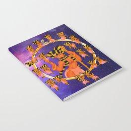 Queen 2 Chibi Set Notebook