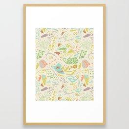 mimicry Framed Art Print