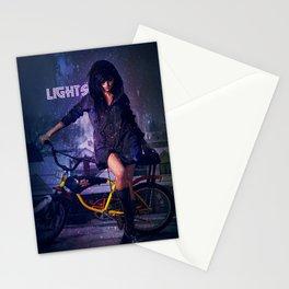 Lightscycle Stationery Cards