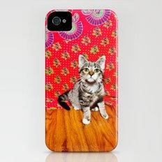 Babe iPhone (4, 4s) Slim Case