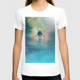 Crucified in Time T-shirt
