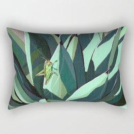 Grasshopper Rectangular Pillow