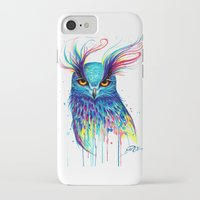 aurora iPhone & iPod Cases featuring -Aurora- by PeeGeeArts