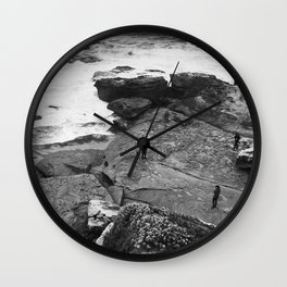 Nature Overtakes Wall Clock