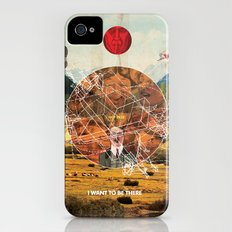 Give Peace A Chance iPhone (4, 4s) Slim Case
