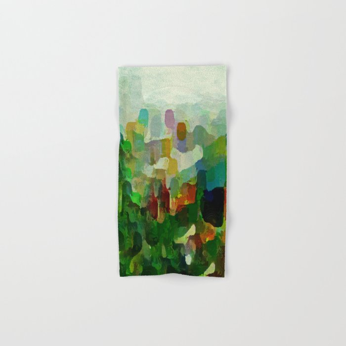 City Park Hand & Bath Towel