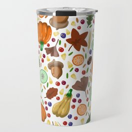 Thanksgiving #6 Travel Mug