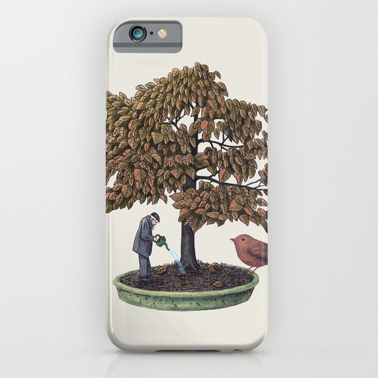 Enchanted Bonsai iPhone & iPod Case