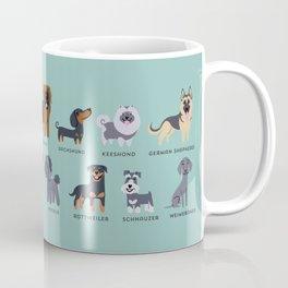 GERMAN DOGS Coffee Mug