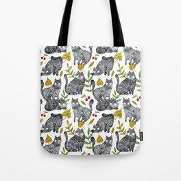 CAT KATZ Tote Bag