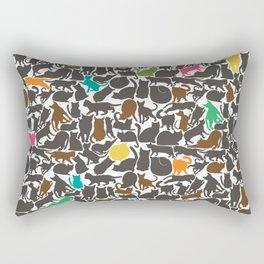 Cats! Rectangular Pillow