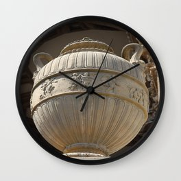 Decorative Urn - Palace Of Fine Arts SF Wall Clock