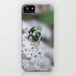 Hard worker iPhone Case