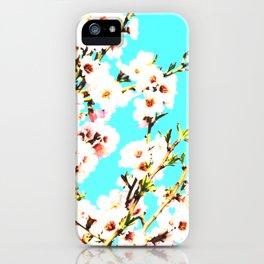 Sakura VII iPhone Case