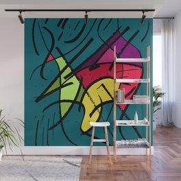 Abstract interest Wall Mural