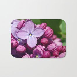 Lilac Bath Mat