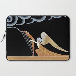 "Art Deco Design ""The Angel"" Laptop Sleeve"