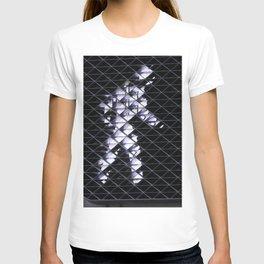 Pedestrian Walk Signal T-shirt