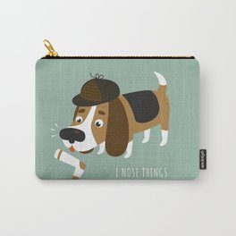 I Nose Things Carry-All Pouch