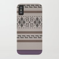 the big lebowski iPhone & iPod Cases featuring The Big Lebowski Cardigan  by Marvelis