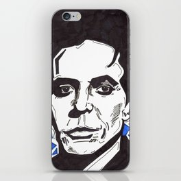 Walk on the Wild Side -- Lou Reed iPhone Skin