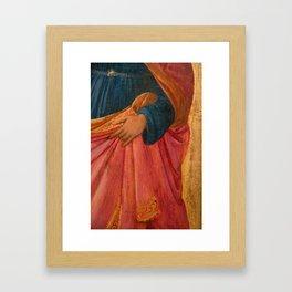 A hand of the Medici Framed Art Print
