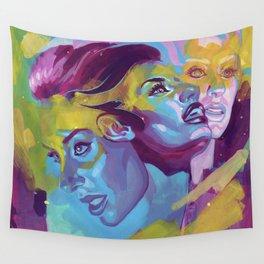 Hannah's beauty  Wall Tapestry