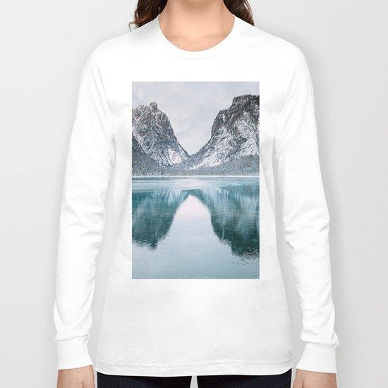 Toblacher See Long Sleeve T-shirt