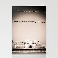 religious Stationery Cards featuring Religious Imprisonment by Jake Metzger Photography