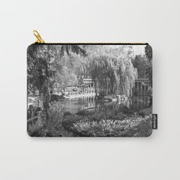 Le Parc Monceau en Printemps Carry-All Pouch