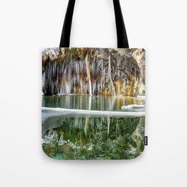 A Serene Chill Tote Bag