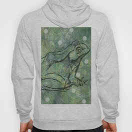 The Magical Frog Hoody