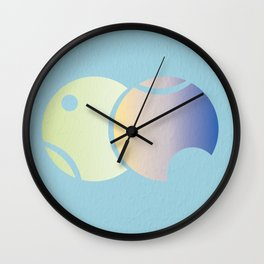 Interlope_Intersect Wall Clock