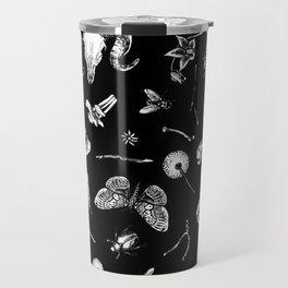 Witchy - Black Travel Mug