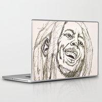 marley Laptop & iPad Skins featuring Marley by Deelara