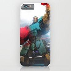 Mecha series // Balrog  Slim Case iPhone 6s