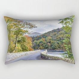 Follow the Road. Rectangular Pillow