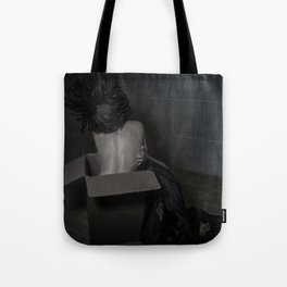 In the box Tote Bag