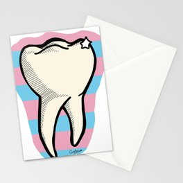 Tooth Stationery Cards