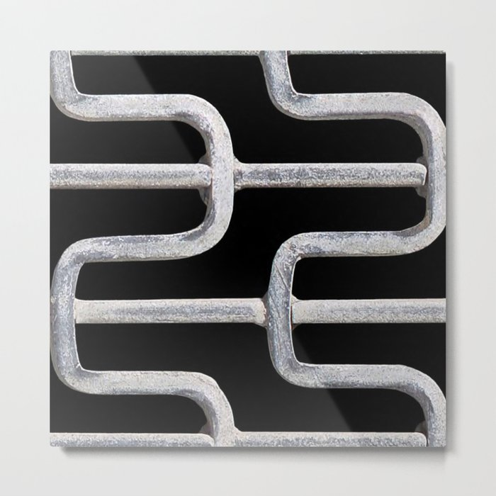 blacksmithing Metal Print