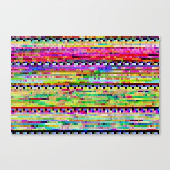 CDVIEWx4ax2bx2b Canvas Print