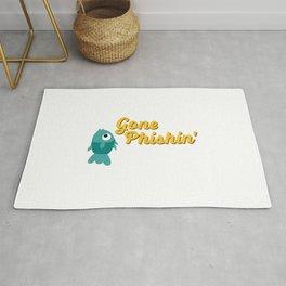Gone Phishin Rug