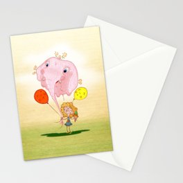 balloon Stationery Cards