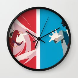 Darling In The Franxx Wall Clock