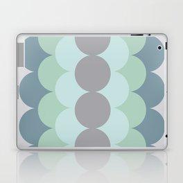 Gradual Mint Laptop & iPad Skin